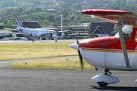 C7 L aeroport de Papeete Faa a