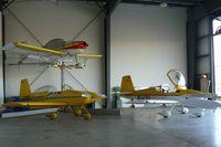 C7 Van s hangar