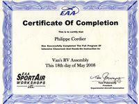 M8 Diplome EAA